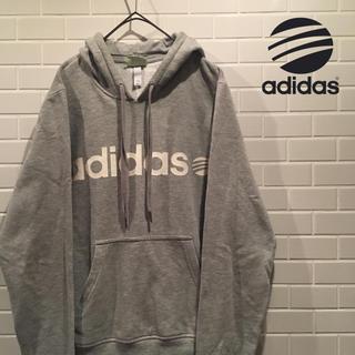adidas - 【adidas】アディダス ネオロゴ パーカー