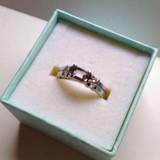 【菊りん様専用】アレキサンドライトリング(リング(指輪))