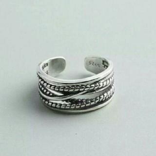 シルバーリング 077(リング(指輪))