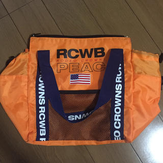 ロデオクラウンズワイドボウル(RODEO CROWNS WIDE BOWL)のロデオ 2wayナイロンバッグ(ショルダーバッグ)