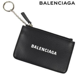 Balenciaga - BALENCIAGA EVERYDAY キー&コインケース/ブラック
