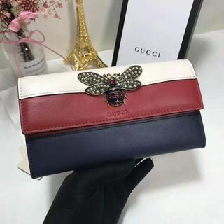 グッチ(Gucci)のGUCCI財布 極美品 本革(財布)