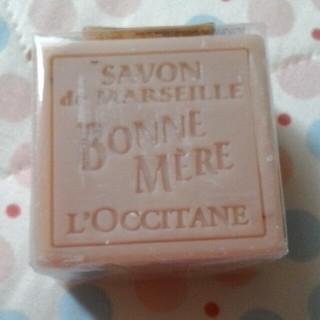 ロクシタン(L'OCCITANE)の四角ソープ(ボディソープ / 石鹸)
