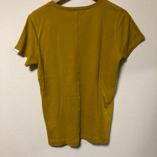 ジュンハシモト(junhashimoto)のジュンハシモト JUN HASHIMOTO Vネック 半袖 Tシャツ 無地(Tシャツ/カットソー(半袖/袖なし))