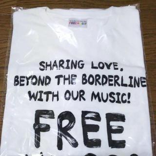 Kis-My-Ft2 - Kis-My-Ft2  FREE HUGS! ツアーTシャツ