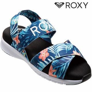 ロキシー(Roxy)の新品☆35%OFF♪めちゃカワ♪♪ロキシー☆ウェッジサンダル♪25(245-25(サンダル)