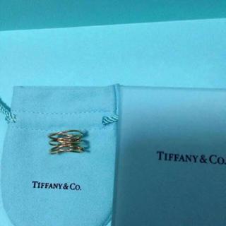 ティファニー(Tiffany & Co.)のティファニー エルサペレッティ ウェーブリング(リング(指輪))