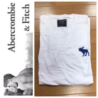 Abercrombie&Fitch - ◎XXL◎新品正規品◎アバクロ◎ビックアイコンUネックTシャツ◎送料込