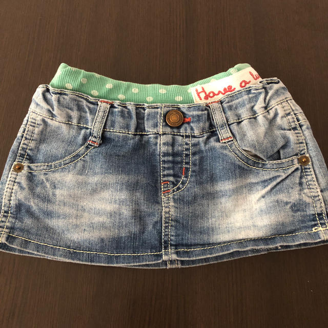 BREEZE(ブリーズ)のスカート 90センチ キッズ/ベビー/マタニティのキッズ服 女の子用(90cm~)(スカート)の商品写真