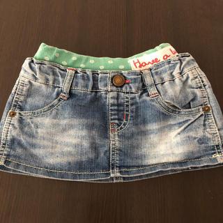 ブリーズ(BREEZE)のスカート 90センチ(スカート)