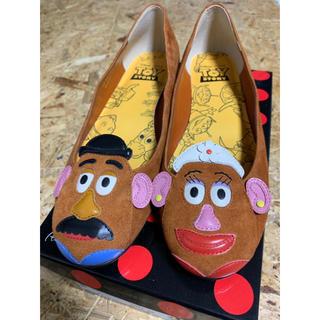 ダイアナ(DIANA)のDisney×Diana♡ポテトヘッドパンプス  ダイアナ(ローファー/革靴)