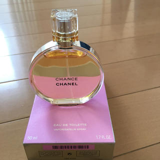 CHANEL - CHANEL 香水 CHANCE  50ml