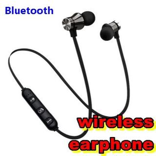 07243R ☆新品・送料無料☆ Bluetoothワイヤレスイヤホン