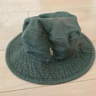 ポロラルフローレン(POLO RALPH LAUREN)のラルフローレン 帽子 ハット 緑(ハット)