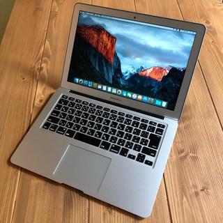 マック(Mac (Apple))の★セール中★ MacBookAir 13inch 2016年 B91(ノートPC)