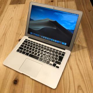マック(Mac (Apple))のMacBookAir 13inch 2015 カスタマイズ品 A55(ノートPC)