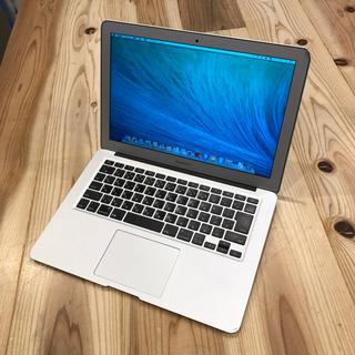 マック(Mac (Apple))の格安出品☆ MacBookAir 13inch Mid2013モデル 065(ノートPC)