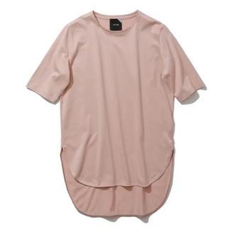 DEUXIEME CLASSE - 美品   ATON  ラウンドヘムTシャツ