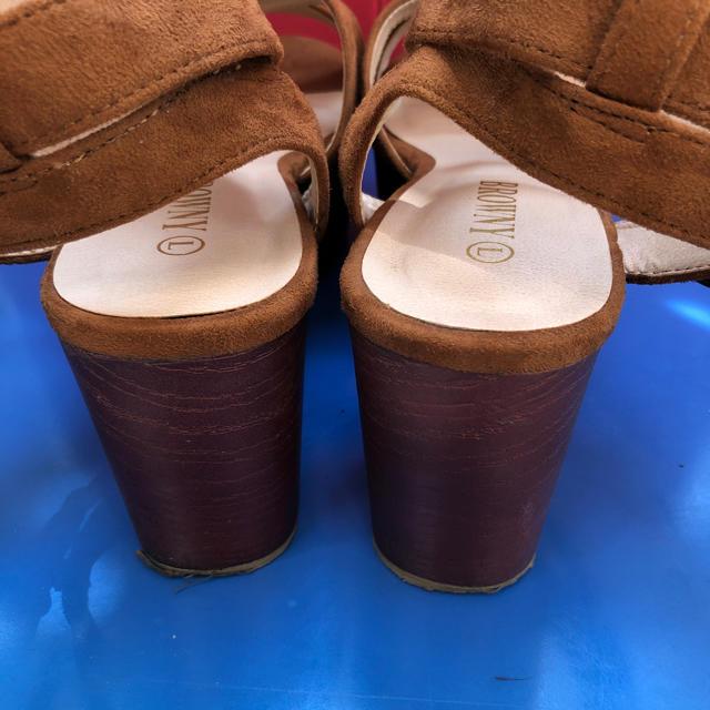 WEGO(ウィゴー)の厚底サンダル  WEGO レディースの靴/シューズ(サンダル)の商品写真