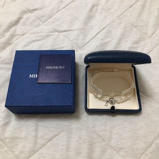 ミキモト(MIKIMOTO)のMIKIMOTO ブレスレット(ブレスレット/バングル)