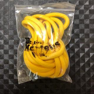 ドクターマーチン(Dr.Martens)のドクターマーチン  8ホール 黄色紐(その他)
