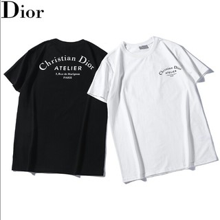 Dior - 「2枚セット6500円」男女兼用Tシャツ 半袖 カジュアル
