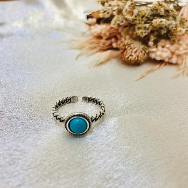 BEAUTY&YOUTH UNITED ARROWS(ビューティアンドユースユナイテッドアローズ)のsilver ring 925 #12 レディースのアクセサリー(リング(指輪))の商品写真
