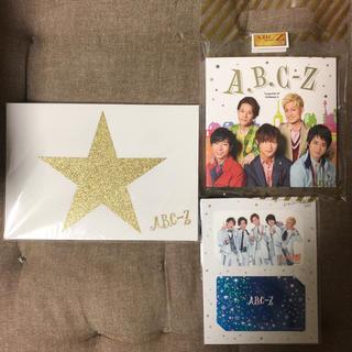エービーシーズィー(A.B.C.-Z)の新品 ジャニーズ伝説 3店セット A.B.C-Zグッズ セット まとめ売り(アイドルグッズ)