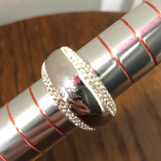 スワロフスキー(SWAROVSKI)の難あり  スワロフスキー  サイズ58   リング (リング(指輪))