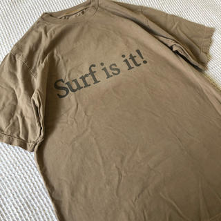 DEUXIEME CLASSE - ドゥーズィエムクラス 2019SS  Surf is it Tシャツ