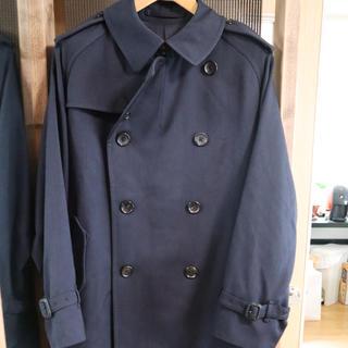 コモリ(COMOLI)のANATOMICA COVERT CLOTH TRENCH 48 札幌店別注(ステンカラーコート)