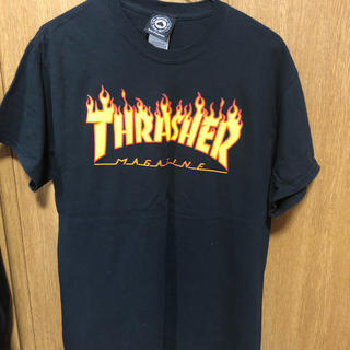 THRASHER - THRASHER FIRE  T-shirt