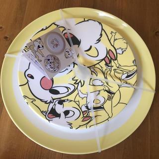 チップアンドデール(チップ&デール)のDisney チップとデールプレートセット(食器)