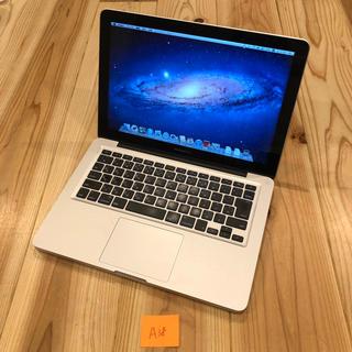 マック(Mac (Apple))の☆格安出品☆MacBookPro 13inch Late2011 A38(ノートPC)