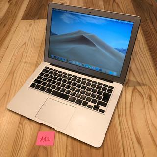 マック(Mac (Apple))の【ハイスペック】MacBookAir 13inch Mid2013 A42(ノートPC)