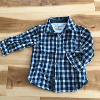 カルバンクライン(Calvin Klein)のカルバンクライン シャツ(シャツ/カットソー)