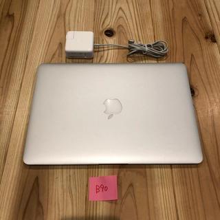 マック(Mac (Apple))の【ハイスペック】 MacBookAir 13inch Mid2013 B90(ノートPC)