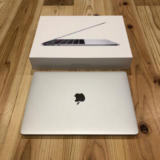 マック(Mac (Apple))のMacBook pro 13inch 2018 TouchBar搭載 B98(ノートPC)