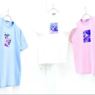 NADIA - ミネラル weegirlsclub Tシャツ