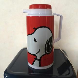 スヌーピー(SNOOPY)の今週だけ値下げ!自宅保管 新品 スヌーピー ハンドジャグ 魔法瓶(鍋/フライパン)