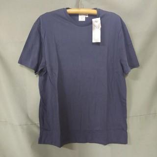 トップマン(TOPMAN)のメンズTシャツダークブルー(Tシャツ/カットソー(半袖/袖なし))