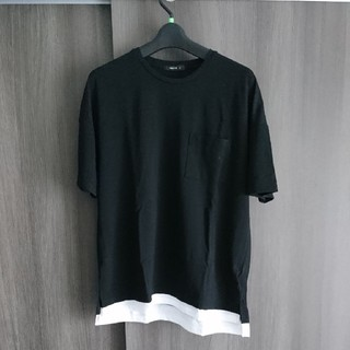 COMME CA ISM - コムサ イズム レイヤードTシャツ