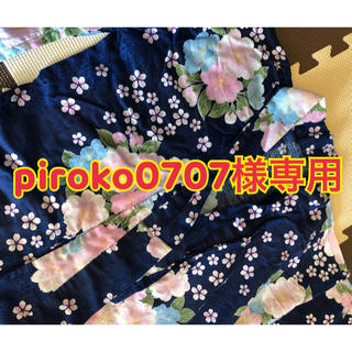 リズリサ(LIZ LISA)のpiroko0707様専用(浴衣)
