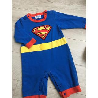 スーパーマン ロンパース 70〜80