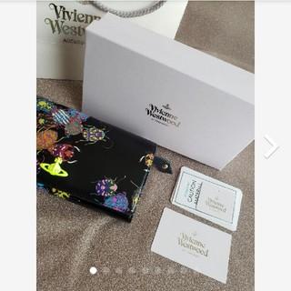 ヴィヴィアンウエストウッド(Vivienne Westwood)のVivienne Westwood ビートル長財布(財布)