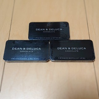 DEAN & DELUCA - 送料込み 新品 DEAN&DELUCA チョコレートミント タブレット 3個