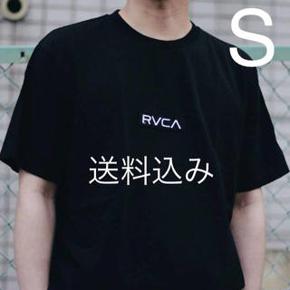 RVCA - 【S】RVCA ルーカ PATCH RVCA SS パッチ Tシャツ ブラック