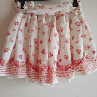 LIZ LISA - リズリサ 小花柄 スカート スカパン