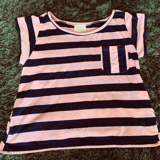 デイシー(deicy)のdeicy beach デイジー ビーチ フリル Tシャツ(Tシャツ(半袖/袖なし))