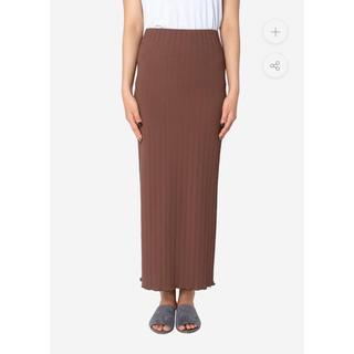 グリード(GREED)のgreed♡ Twist Links Pencil Skirt(ロングスカート)